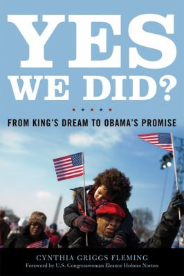Yes We Did?: From King's Dream to Obama's Promise 9780813141060