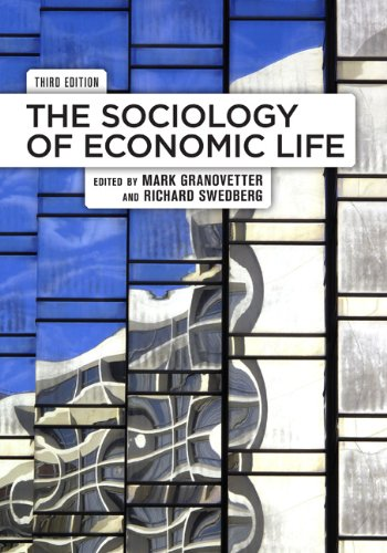 The Sociology of Economic Life 9780813344553
