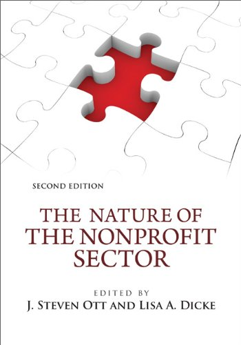 The Nature of the Nonprofit Sector 9780813344911