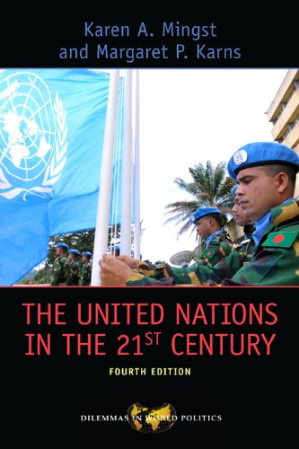 The United Nations in the 21st Century 9780813345383