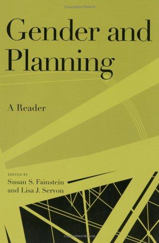 Gender and Planning: A Reader 9780813534992