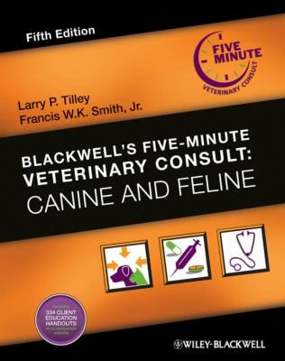 Blackwell's Five-Minute Veterinary Consult: Canine and Feline 9780813807638