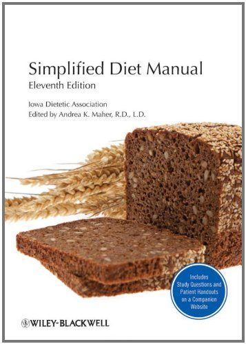 Simplified Diet Manual 9780813811963