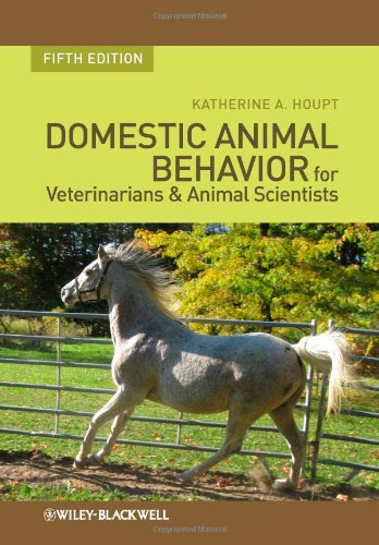 Domestic Animal Behavior for Veterinarians and Animal Scientists 9780813816760
