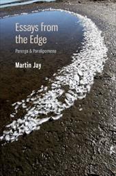 Essays from the Edge: Parerga & Paralipomena