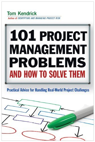 101 Project Management Problems and How to Solve Them: Practical Advice for Handling Real-World Project Challenges 9780814415573