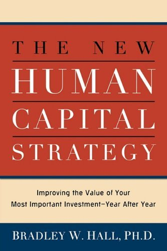 The New Human Capital Strategy 9780814420034