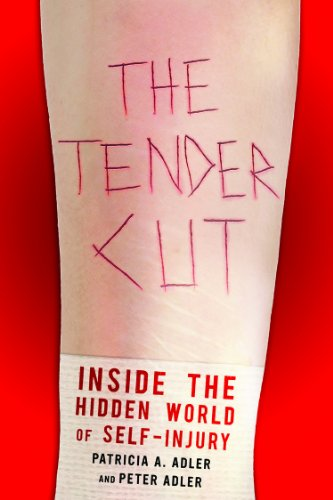The Tender Cut: Inside the Hidden World of Self-Injury 9780814705063