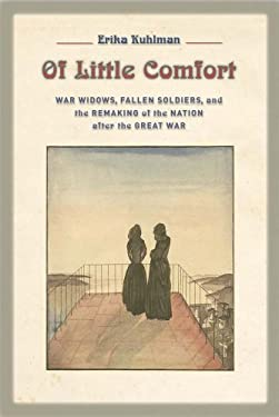 Of Little Comfort: War Widows, Fallen Soldiers, and the Remaking of the Nation After the Great War 9780814748398