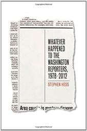 Whatever Happened to the Washington Reporters, 1978?2012 19170928