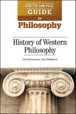 History of Western Philosophy 9780816081585