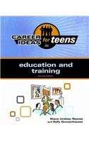 Career Ideas for Teens in Education and Training 9780816082742