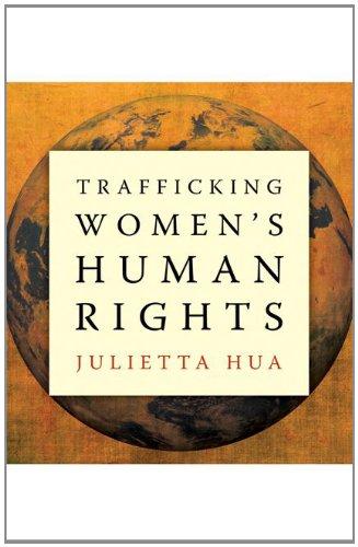 Trafficking Women's Human Rights 9780816675616
