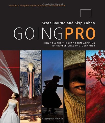 Going Pro: How to Make the Leap from Aspiring to Professional Photographer 9780817435790