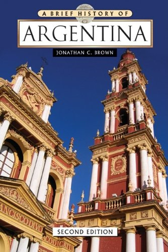 A Brief History of Argentina 9780816077960