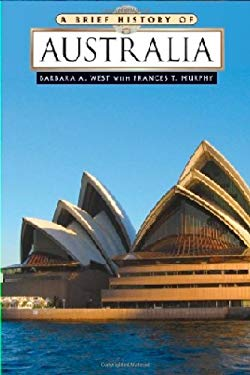 A Brief History of Australia 9780816078851