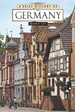A Brief History of Germany 9780816081424