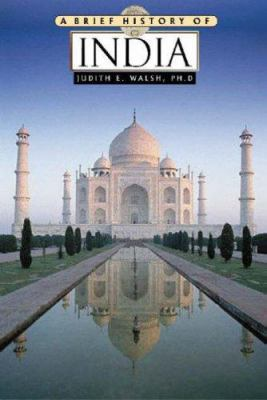 A Brief History of India 9780816073344