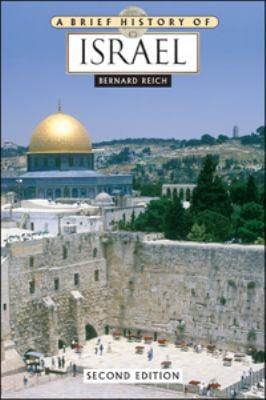 A Brief History of Israel 9780816071272