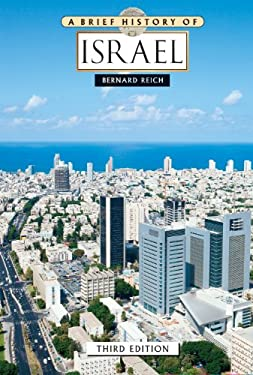 A Brief History of Israel 9780816083411