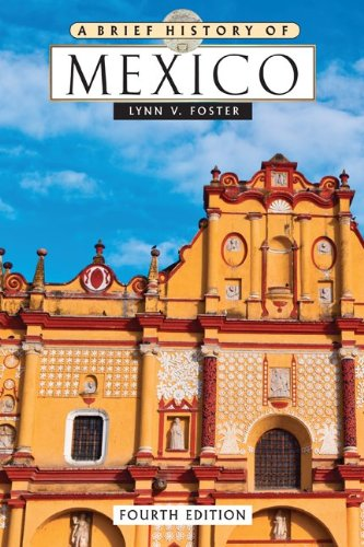 A Brief History of Mexico 9780816074068