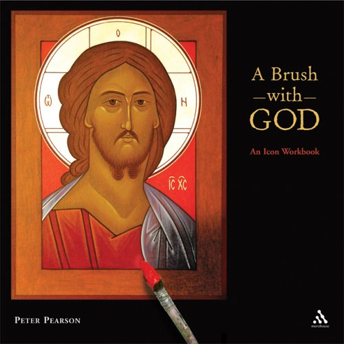 A Brush with God: An Icon Workbook 9780819222039