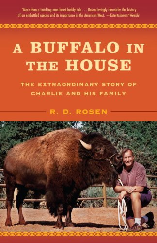 A Buffalo in the House: The Extraordinary Story of Charlie and His Family 9780812978889