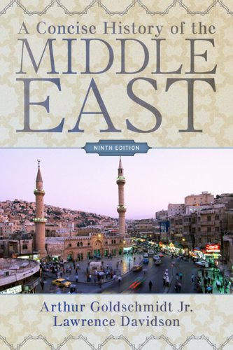 A Concise History of the Middle East 9780813343884