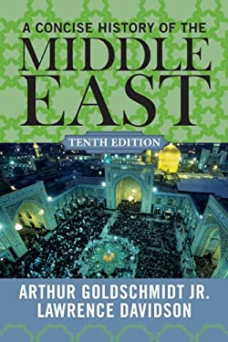 A Concise History of the Middle East 9780813348216
