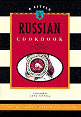 A Little Russian Cookbook 9780811816526