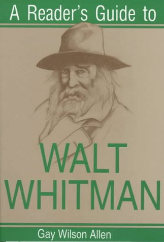A Reader's Guide to Walt Whitman 9780815604884