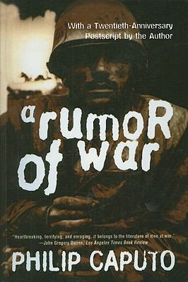 A Rumor of War 9780812430561