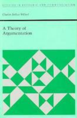 A Theory of Argumentation 9780817304270