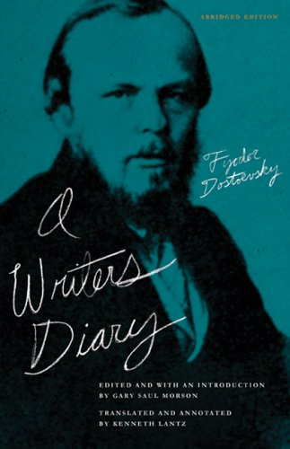 A Writer's Diary 9780810125216