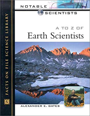 A to Z of Earth Scientists 9780816045808