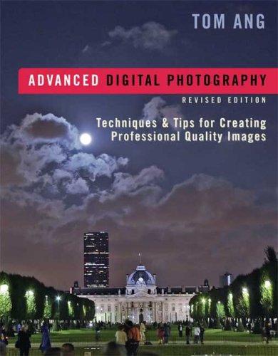 Advanced Digital Photography 9780817432720