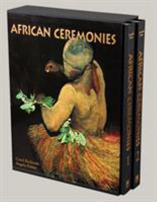 African Ceremonies [With CD] 9780810934849