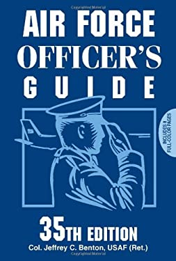 Air Force Officer's Guide 9780811734523
