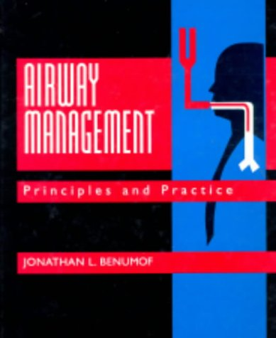 Airway Management: Principles and Practice 9780815106258