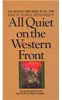 All Quiet on the Western Front 9780812415032