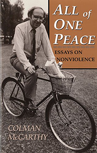 All of One Peace: Essays on Nonviolence 9780813520971