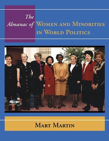 Almanac of Women and Minorities 9780813368054