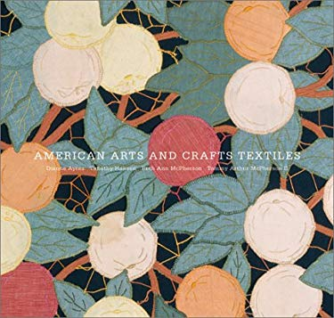 American Arts and Crafts Textiles 9780810904347