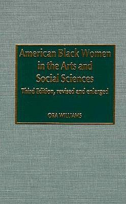 American Black Women Arts 3 9780810826717