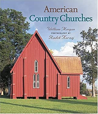 American Country Churches 9780810943353