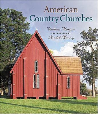American Country Churches 9780810982543