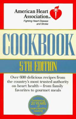American Heart Association Cookbook 9780812922820