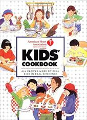 American Heart Association Kids' Cookbook 3409782