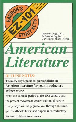 American Literature American Literature 9780812046946