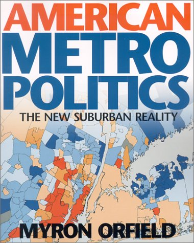 American Metropolitics: The New Suburban Reality 9780815702498